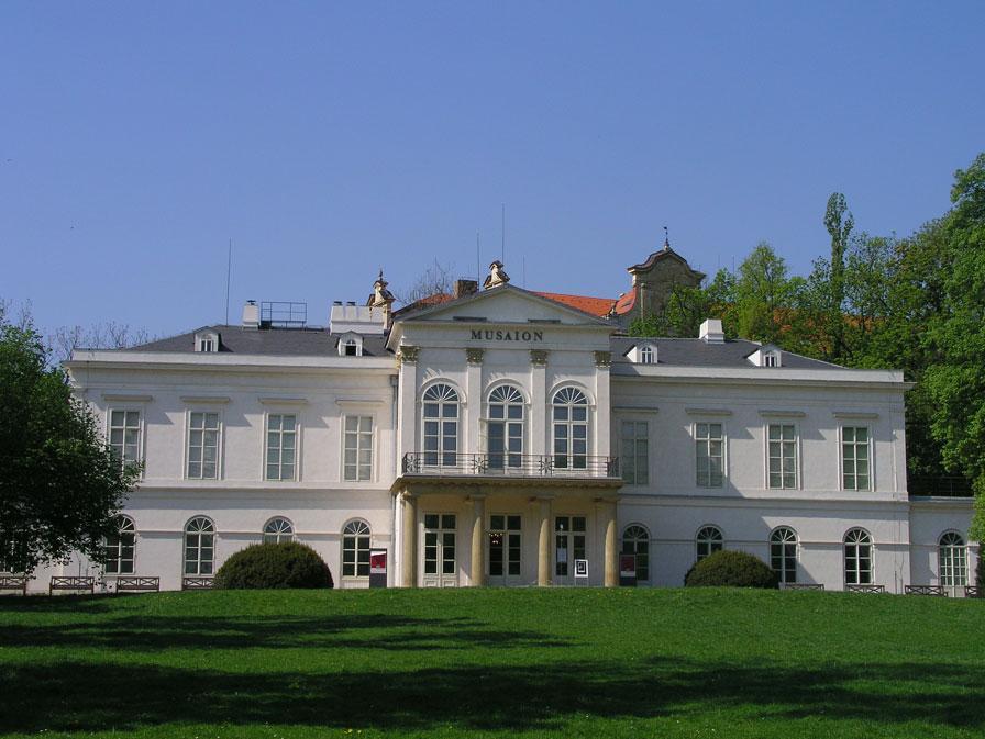Heinrich Koch, Palais Kinsky