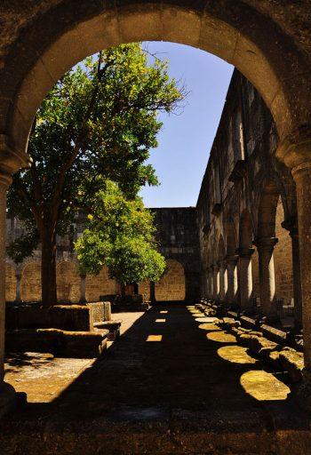 Mosteiro Amares Kreuzgang Kultur Kulturtrip