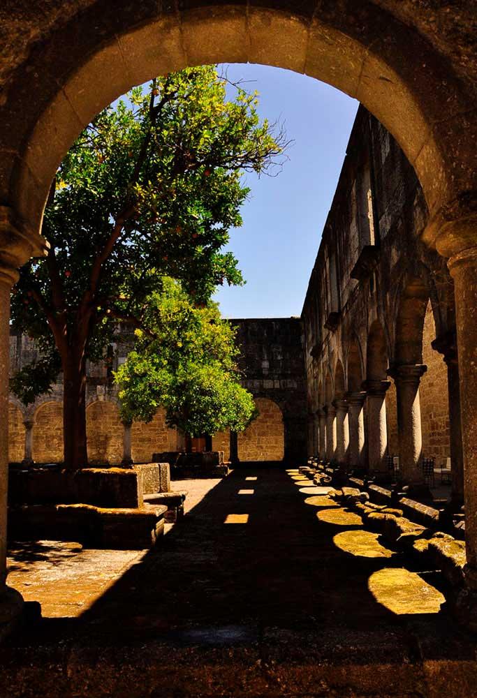 Mosteiro Amares