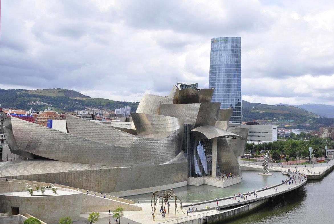 Guggneheim Museum Bilbao
